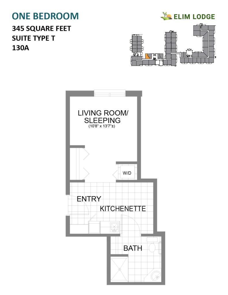 Elim Lodge Room 130C